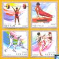 Vietnam Stamps - London Olympics
